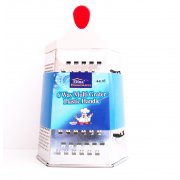 6 Way Multi Grater with Plastic Handle