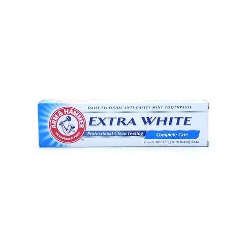 Arm & Hammer Extra White Complete Care 125 ml Daily Fluoride Anti - Cavity Mint Toothpaste