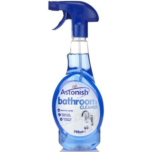 Astonish Bathroom Cleaner Trigger 750ml