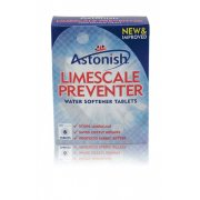 Limescale Preventer Water Softener Tablets Pack of 6