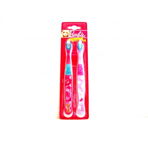 Barbie Toothbrush Twin Pack