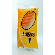Bic 1 Disposable Razors Single Blade 5 Pack