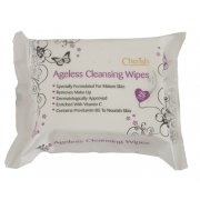 Cherish Ageless Cleansing Wipes 25's