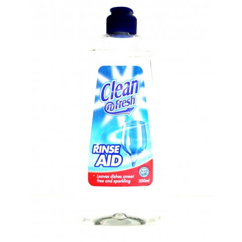 Clean n Fresh Rinse Aid for Dishwashers 500ml