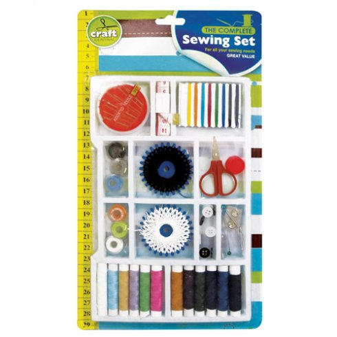 Complete Sewing Kit for all your Sewing Needs