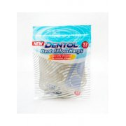 Dentol Dental Floss Harps 32 Pack Specially Designed to Remove Plaque