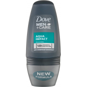 Men + Care Aqua impact Roll On Anti perspirant Deodorant 50ml
