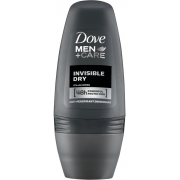 Men + Care Invisible Dry Roll On Anti perspirant Deodorant 50ml