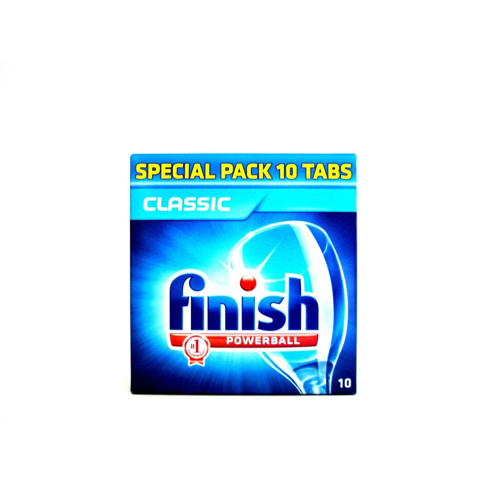 finish classic powerball tablets msds