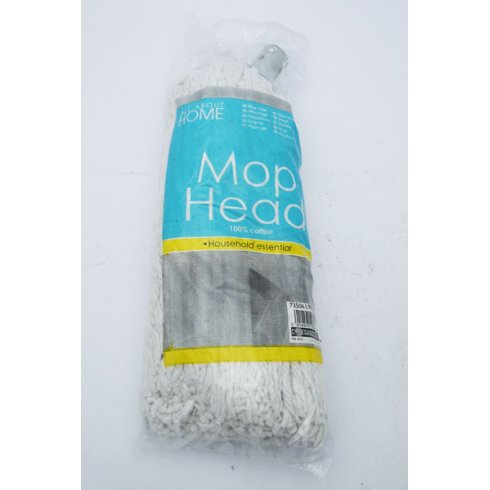Household Essentials Mop Head 100% Cotton