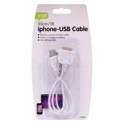 iPhone/iPad/iPod USB Cable 90cm