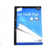 Just Stationery 100 Sheets A4 Refill Pad