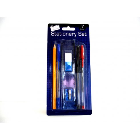 Just Stationery 7 Piece Stationery Set