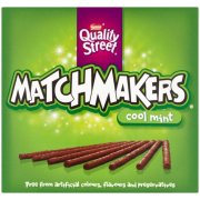 Quality Street Matchmakers Cool Mint Chocolate Box 130g