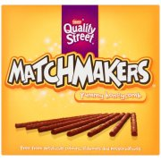 Quality Street Matchmakers Yummy Honeycomb Chocolate Box 130g