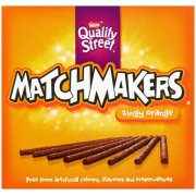 Quality Street Matchmakers Zingy Orange Chocolate Box 130g