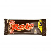 Rolo Pack of 3 x 52g Tubes