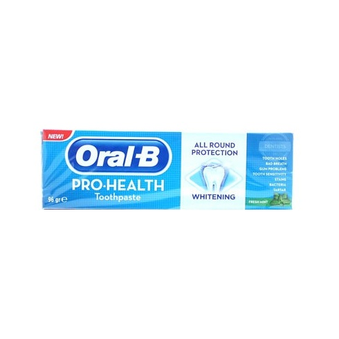 Oral B Pro Health Whitening Toothpaste All Round Protection 75ML New