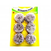 Scouring Pads Pack of 6