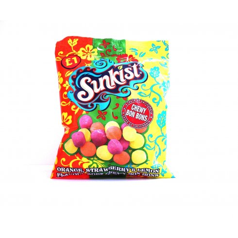 Sunkist Fruit Bon Bons From Shop From A Pound Uk
