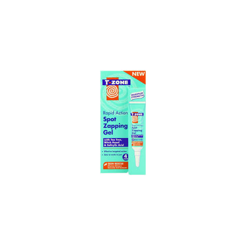 T Zone Rapid Action Spot Zapping Gel 8ml