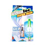 Ultraloc Super Glue Non Drip Gel Gap Fill Formula Ultimate Strength 3g