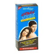 Urban Vibe Extreme Hair Colour 99 Black Magic Permanent Hair Colour From Derma V10