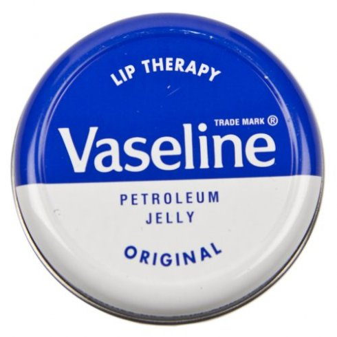 Vaseline Lip Therapy Petroleum Jelly Tin 20g