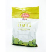 Chocolate Limes with Milk Chocolate Centres 250g Bag A Taste of Britain